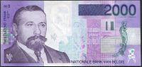 Belgie - (P 151)  2000 Francs (2010) - UNC