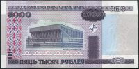 Bělorusko - (P 29b) 5000 RUBLŮ (2011) - UNC