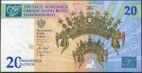 Polsko - (P 199) 20 Zlotych (2017) - UNC - příležitostná bankovka