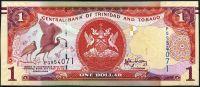 Trinidad a Tobago (P46b) - 1 dolar (2006) - UNC