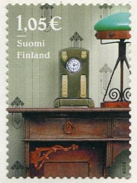 (2008) č. 1904 ** - Finsko - Starožitnosti II.