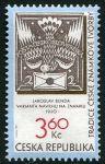 (1996) č. 101 ** - Česká republika - Tradice české známkové tvorby