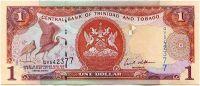Trinidad a Tobago (P 46a) - 1 dolar (2006) - UNC