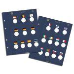 VISTA listy - 2€ pamětní mince