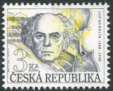 (1994) č. 30 ** - ČR - Tradice české hudby Jan Kubelík
