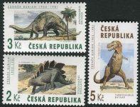 (1994) č. 42-44 ** - Česká republika - Veleještěři (série)