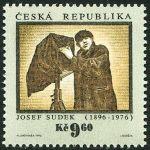 (1996) č. 104 ** - Česká republika - Fotograf Josef Sudek
