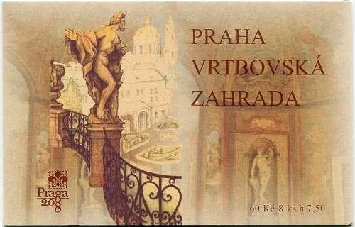 (2006) ZSt 29 - Praha - Vrtbovská zahrada