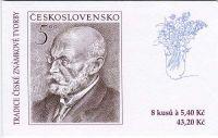 (2001) ZST 13 - Stamp creations - A. Jirasek