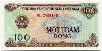 Vietnam - (P105) - 100 Dông (1991) - UNC