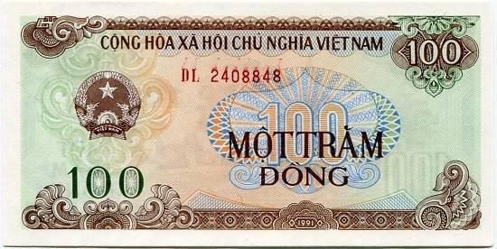 Vietnam - bankovky
