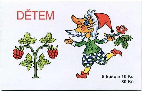 Česká pošta (2010) ZSt 39 - Dětem