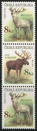 (1998) č. 181-182 ** - Česká republika - 3-bl - Ochrana přírody
