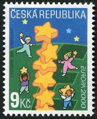 (2000) č. 253 ** - ČR - Europa 2000