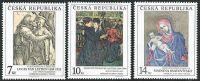 (1994) č. 57-59 ** - 7-14 Kč - Česká republika - Umění