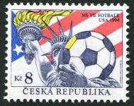 (1994) č. 45 ** - ČR - MS ve fotbale