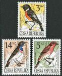 (1994) č. 49-51 ** - ČR - Zpěvné ptactvo