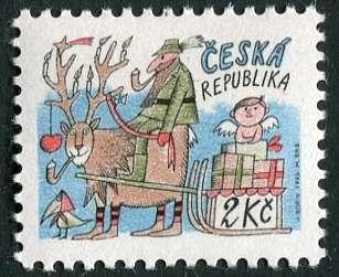 (1993) č. 26 ** - ČR - Vánoce