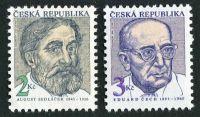 (1993) č. 21-22 ** - ČR - Výročí osobností (série)