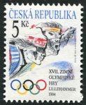 (1994) č. 34 ** - ČR - XVII. ZOH Lillehammer 1994