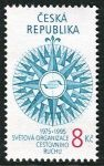 (1995) č. 61 ** - ČR - 20. výročí založení Světové organizace cestovního ruchu