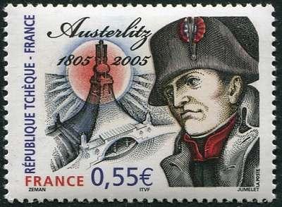 (2005) MiNr. 3935 ** - Francie - Napoleon