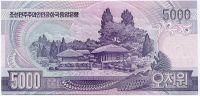 Northkorea banknoten