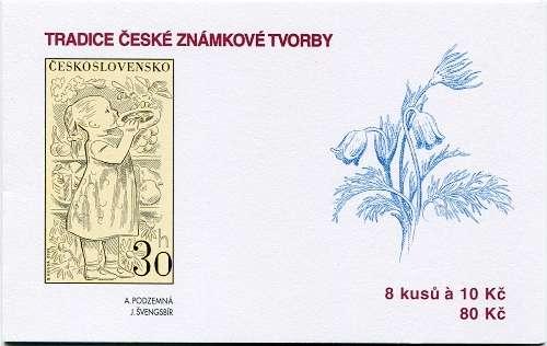 Česká pošta (2009) ZSt 36 - Známková tvorba