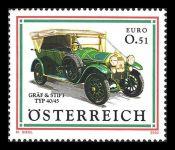 (2002) č. 2392 ** - Rakousko - automobil