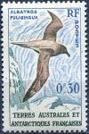(1959) MiNr. 14 ** - Fracouzská Antarktida - ptáci