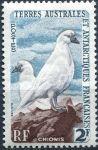 (1960) MiNr. 19 ** - Fracouzská Antarktida - ptáci