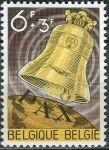 (1963) MiNr. 1301 ** - Belgie - Mírový zvon baziliky Svatého srdce