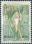 "(1963) MiNr. 1311 ** - Belgie - Mírové hnutí ""8. Mai """