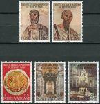 (1967) MiNr. 523 - 527 ** - Vatikán - 1900. výročí mučednictví svatých Petra a Pavla
