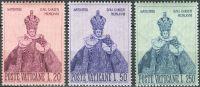 (1968) MiNr. 541 - 543 ** - Vatikán - Vánoce, Pražské Jezulátko