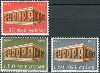 (1969) MiNr. 547 - 549 ** - Vatikán - EUROPA