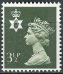 (1971) MiNr. 14 ** - Severní Irsko - Královna Alžběta II