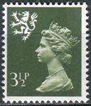 (1971) MiNr. 16 ** - Skotsko - Královna Alžběta II
