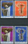 (1971) MiNr. 577 - 580 ** - Vatikán - Mezinárodní rok proti rasové diskriminaci