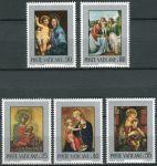 (1971) MiNr. 581 - 585 ** - Vatikán - obrazy
