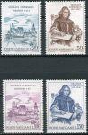 (1973) MiNr. 621 - 624 ** - Vatikán - 500. narozeniny Mikuláše Koperníka
