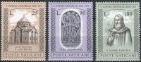 (1973) MiNr. 629 - 631 ** - Vatikán - 800. výročí úmrtí sv. arménský patriarcha Nerses Shnorali