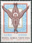 (1974) MiNr. 632 ** - Vatikán - mozaika