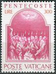 (1975) MiNr. 663 ** - Vatikán - Letnice