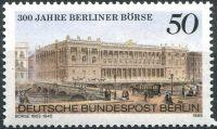 (1985) MiNr. 740 ** - Berlín - západní - Berlínská burza cenných papírů