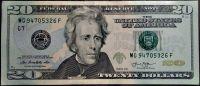 USA - P 541 - 20 dollars (G7 - Chicago) 2013 série - UNC