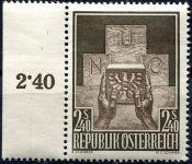 (1956) MiNr. 1025 ** - Rakousko - Vstup Rakouska do OSN