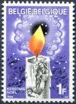 (1968) MiNr. 1535 ** - Belgie - Vánoční známka