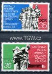 (1974) MiNr. 1981 - 1982 ** - DDR - Mezinárodní pamětihodnosti