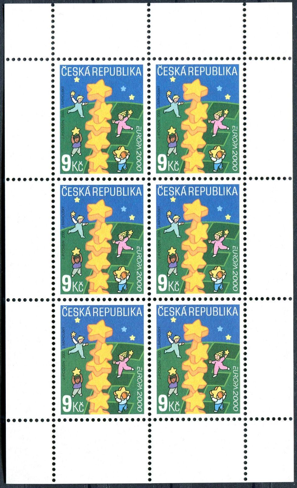 (2000) PL 253 ** -  Česká republika - EUROPA